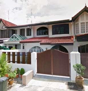Inter-Terrace Lorong Sarina