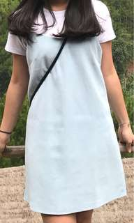 PRELOVED - Blue Dress