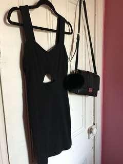 bodycon dress ~ topshop