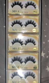 BRAND NEW Mink lashes 8A13 - $4 a pair
