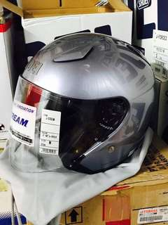 Shoei J stream Grey