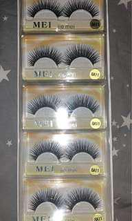 BRAND NEW Mink lashes 8A11 — $4 a pair