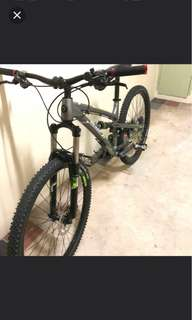 Polygon Siskiu Mountain Bike