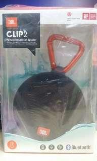✅ JBL Clip 2