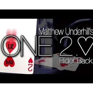 ONE 2.0 by Matthew Underhill magic trick