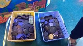 🚚 ❤湯姆熊代幣500枚❤