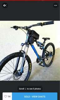 Polygon Mountain Bike