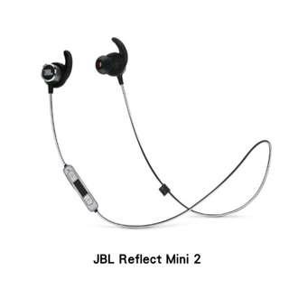 JBL REFLECT MINI II 無線運動耳機