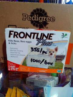 Frontline for puppies up to 10kgs