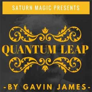 Quantum Leap by Gavin James magic trick