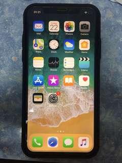 iPhone X 256GB (請先睇內容)