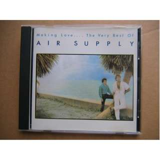 Air Supply - Making Love... The Very Best Of Air Supply CD