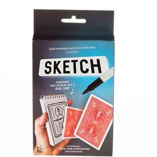SKETCH MONEY by João Miranda and Julio Montoro magic trick