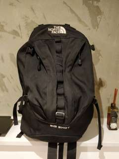 North Face Big Shot 40L approximately