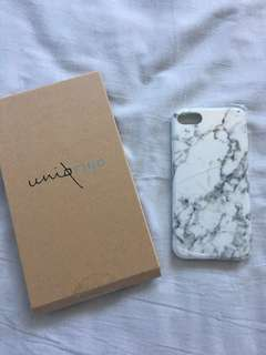 BN Uniqfind Marble Case for IPhone 6/6S/7