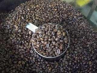 Coffee Ground & Bean