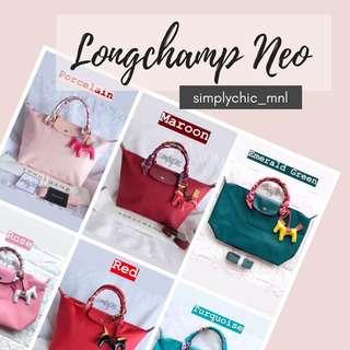 Buy 1, Get 1‼️ Authentic Longchamp Neo