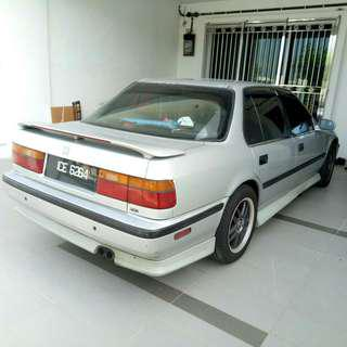 Honda Accord SM4