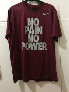 AUTHENTIC NIKE DRI-FIT (L)