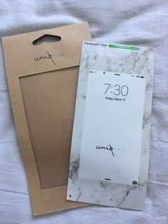 BN Uniqfind Marble Skin for iPhone 6/6S Plus