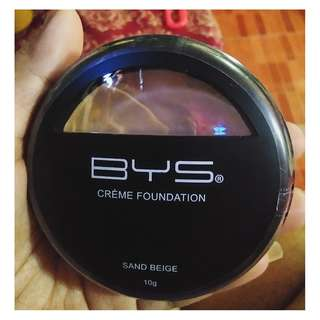SALE! BYS CREME FOUNDATION