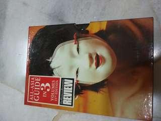 All asia guide book
