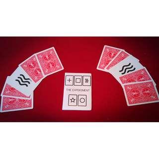 The Experiment by Vinny Sagoo magic trick