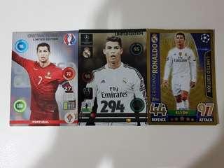 Cristiano Ronaldo Set