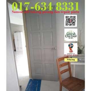 TUKANG PASANG PINTU Samsul alif 017-634 8331