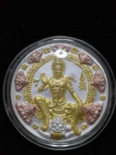 Jatukam with Hanuman behind