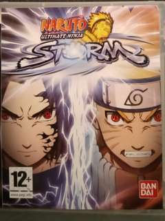 PS3 Naruto Ultimate Ninja Storm