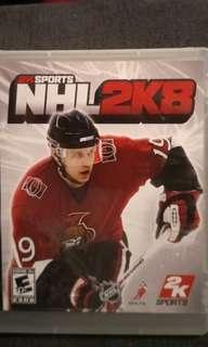 PS3 NHL2K8
