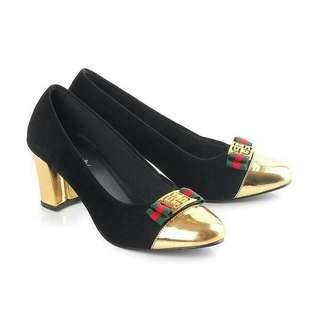 Sepatu merk gucci