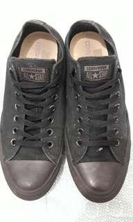 Converse black hitam asli original 100% jarang banget dipake.