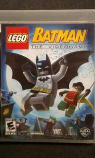 PS3 Lego Batman