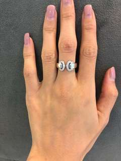 Cartier diamond ring(100% authentic) check at any Cartier boutique / or collect at Cartier boutique !