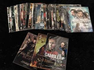Used DVD Collection - 30 movies!