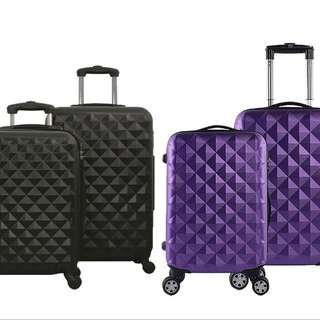 Travel Luggage Bag Troli 2 + 1
