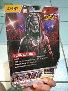 WWE Elite series 43