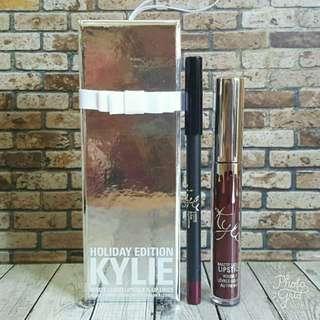 [REPRICE] Kylie Lipkit Holiday Shade Vixen ORIGINAL