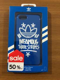 Casing original adidas iphone 6