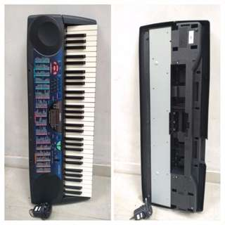 Casio CTK-495A 電子琴90%new keyboard 61key with adapter 鋼琴