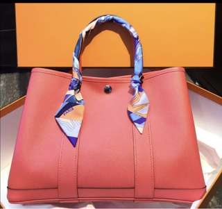 ✨Brand new Hermes🐴 Garden party36 蜜桃粉色🍑全新現貨✨