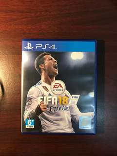 FIFA 18 Reg 3
