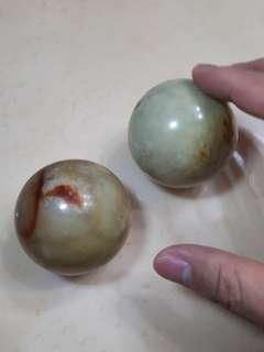 🚚 玉石保健球