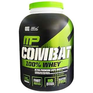 MusclePharm, Combat 100% Whey Protein, Chocolate Milk, 80 oz (2269 g)