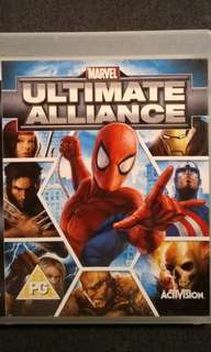 PS3 Ultimate Alliance
