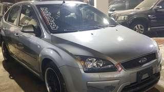 2006年ford foucs 2.0 s 汽油 售13萬