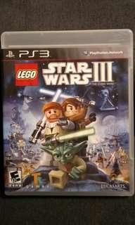 PS3 Lego Starwars III