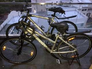 Scott His&Hers. Mountain bikes
